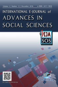 International E-Journal of Advances in Social Sciences